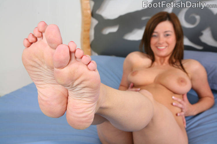 Missfoxfeets Toes, Soles and Ass - YouPorncom